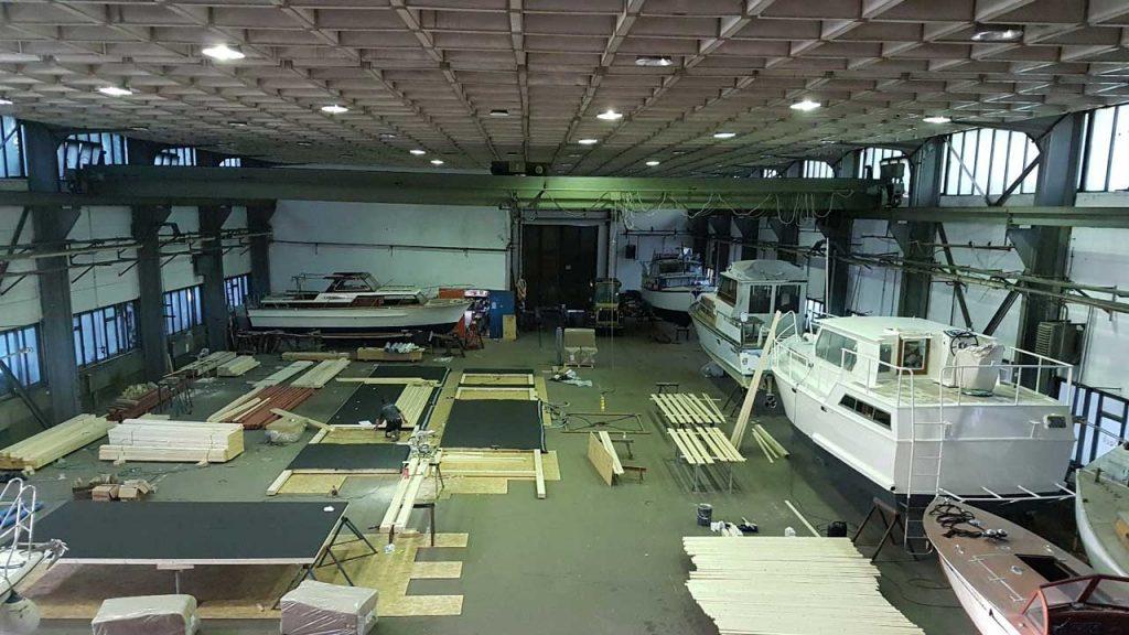 Schiffbau, Hausbootbau, Bootsbau - Jacko Schiffbau GmbH