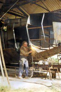 Jacko Werft baut Schiffe seit 1961