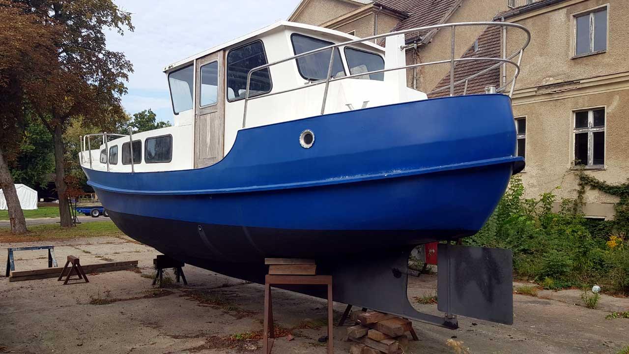 Leistungen - Pflege und Restauration alter Schiffe und Boote bei Jacko Schiffbau