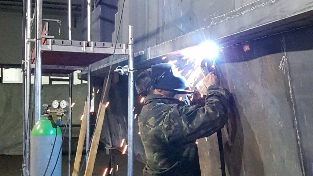 Werftbau bei Jacko - Schiffe nach Maß