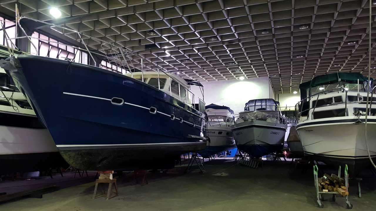 Boote fachmännisch umbauen - Bootsbau bei Jacko