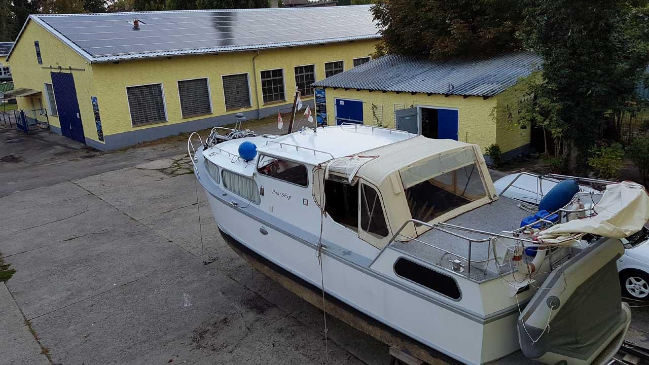 Jacko Yachtservice - Reparatur, Service und Wartung für Yachten
