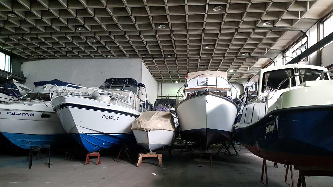 Neue Boote bauen, alte Boote renovieren - Bootsbau bei Jacko