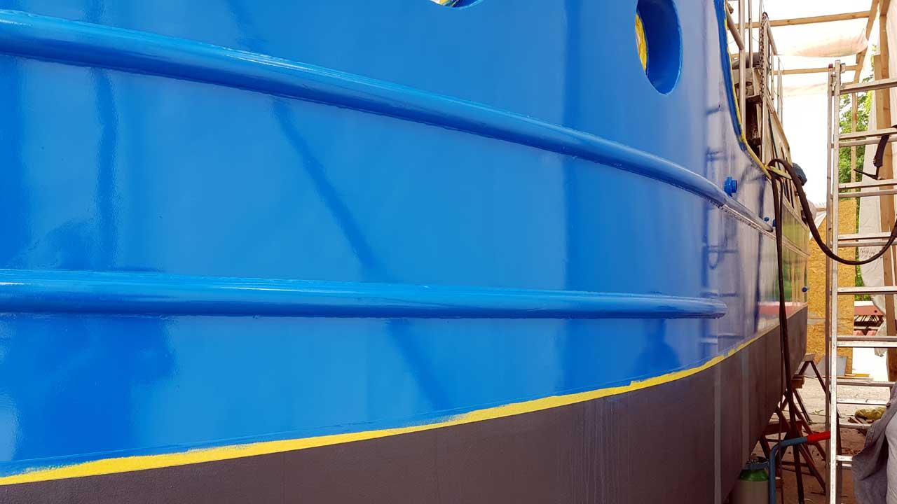 Präzision und Qualität im Schiffbau bei Jacko