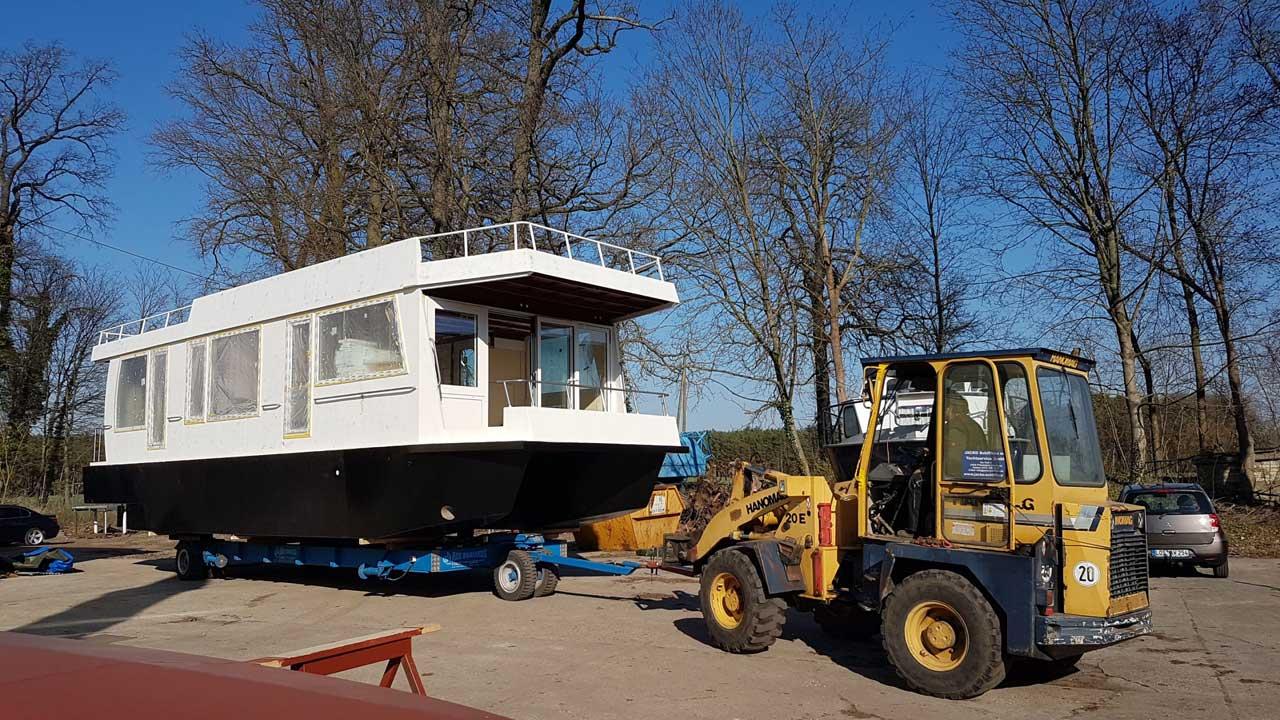 Service für Yachten & Hausboote bei Jacko