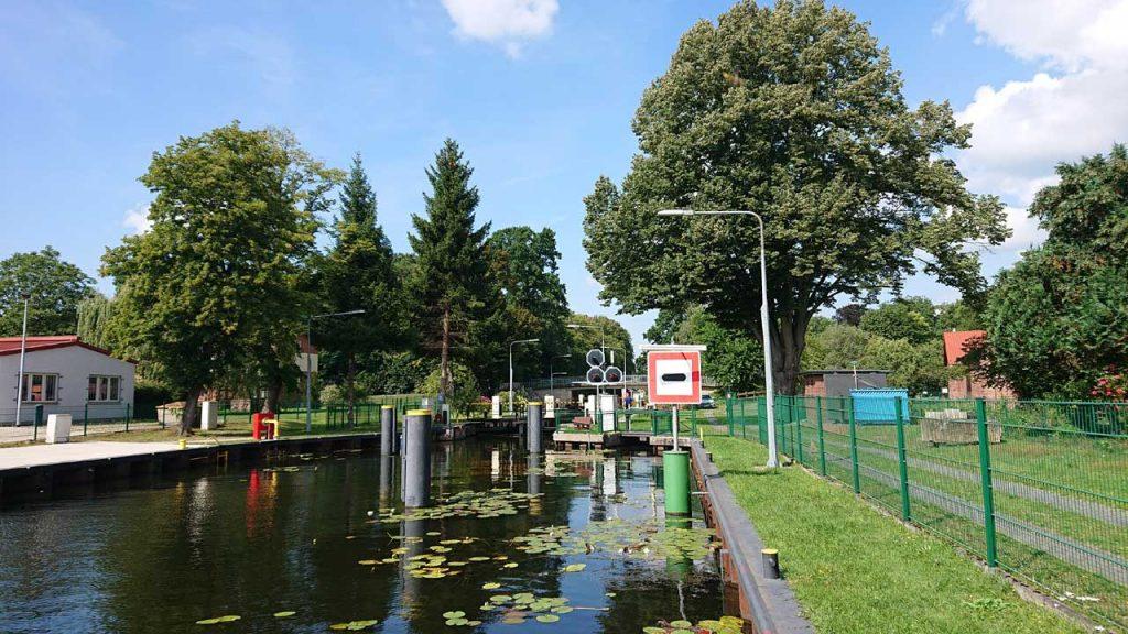 Wasserwege Berlin-Brandenburg - Schiffstour von Storkow (Mark) nach Alt-Schmöckwitz (Berlin)